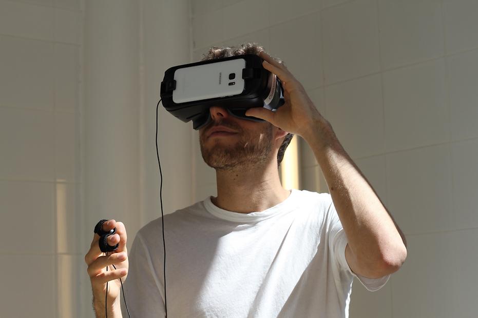 Terápia Realidad Virtual Clínica Clipsa Psicólogos