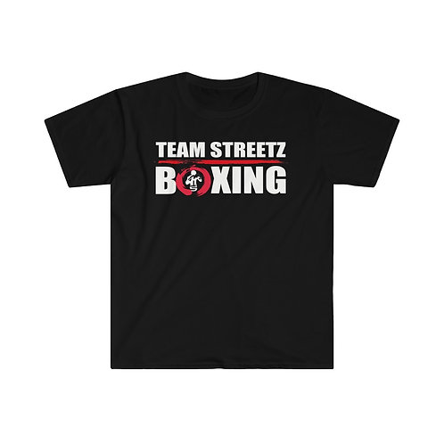TEAM STREETZ BOXING - T-SHIRT