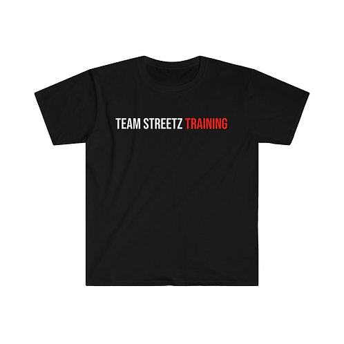 TEAM STREETZ TRAINING - T-SHIRT