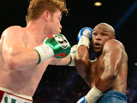 Alternative Boxing Stances 1. Mayweather's Defence
