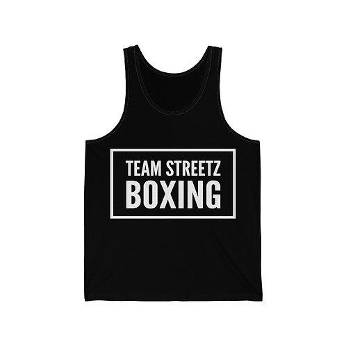 TEAM STREETZ BOXING - TSB TANK