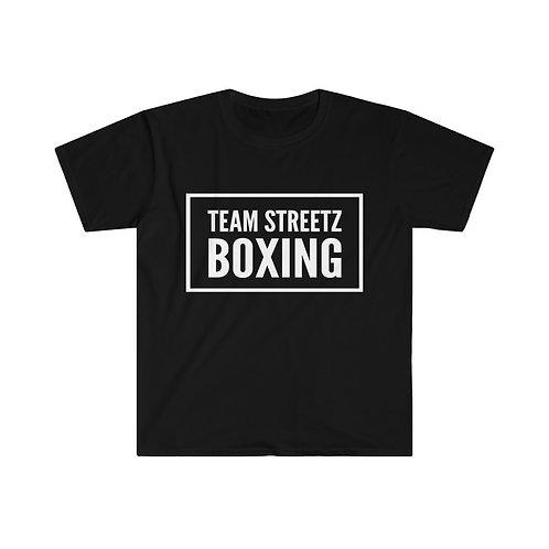 TEAM STREETZ BOXING - TSB T-SHIRT