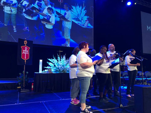 Indiana United Methodist Church Mission and Justice Ministries supports Matthew's Voices