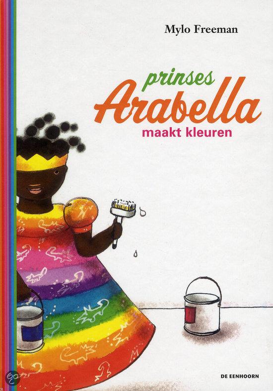 Prinses Arabella maakt kleuren