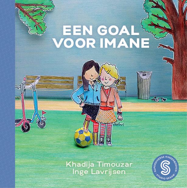 Een goal voor Imane