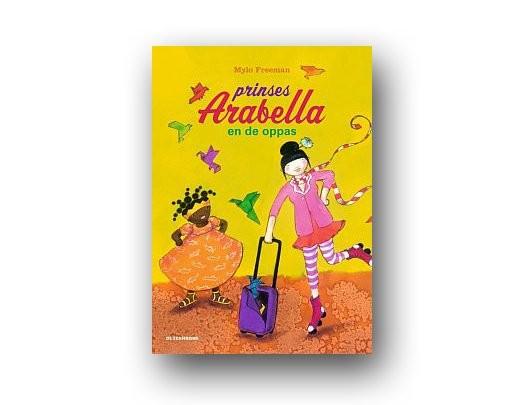 Prinses Arabella en de oppas