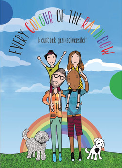Kleurboek gezinsdiversiteit