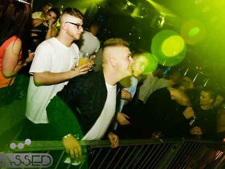 Gassed Event at Levels