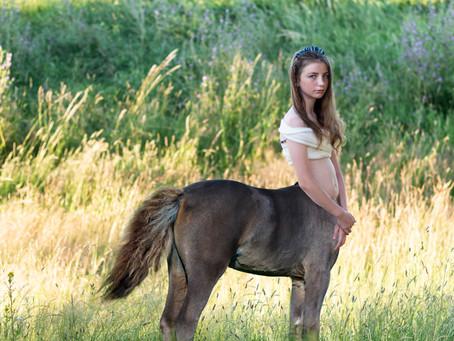 Monster Girl Challenge: #2 Centaur