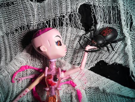 Monster Girl Challenge: #6 Spider