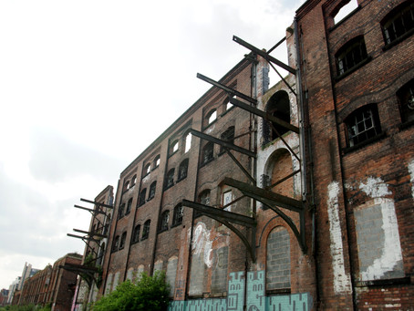 Dark, Dank, and Dreadful - A Story of Urban Exploration