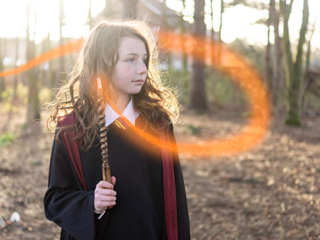 Harry Potter and the Joy of Cosplay