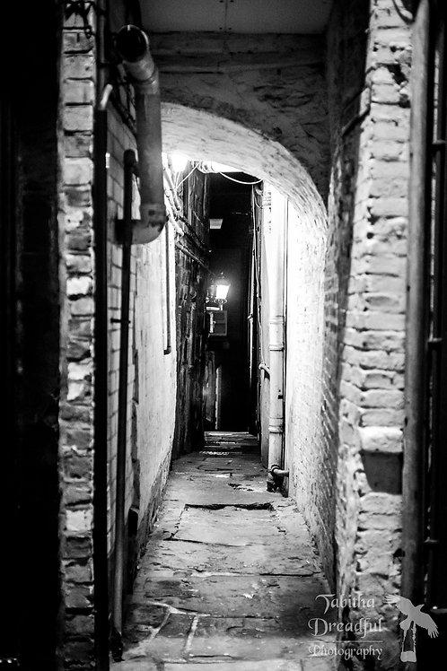 Down The Dark, Dark Stairs