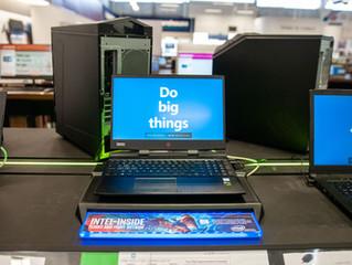 Intel Gaming Riser