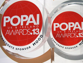 arken POP dominate 2015 POPAI Awards...!!