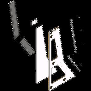Gondola Subframe Outer End Panel RIGHT