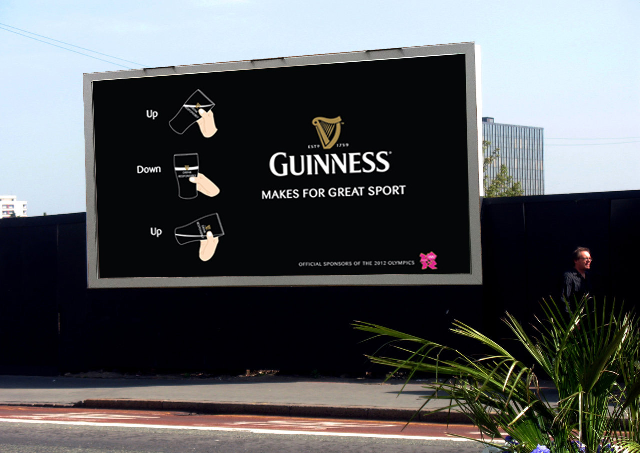 48 sheet in situ guinness