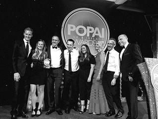 arken POP achieve amazing success at 2017 POPAI Awards!