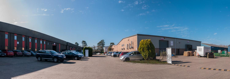 Newmarket Factory Exterior