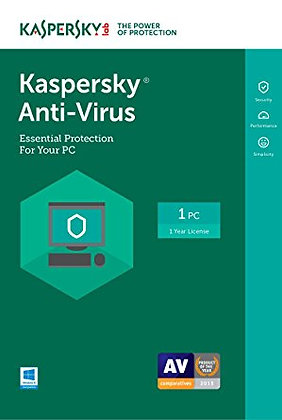 Kaspersky Anti-Virus (3 Device, 1½ Year)