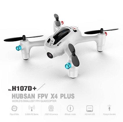 Hubsan FPV X4 Plus