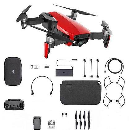 Refurbish DJI Mavic Air Red 4K Video Drone