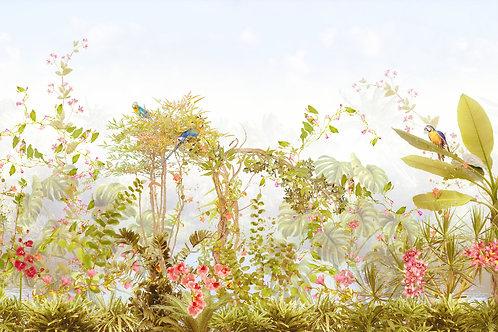Фотообои или фреска - Растения