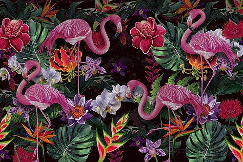 Дизайнерские фотообои - Flamingo Art