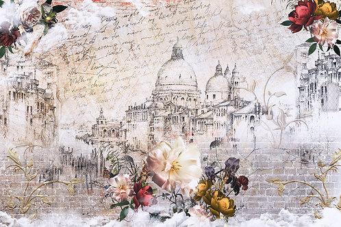 Дизайнерские фотообои -Венецианская история
