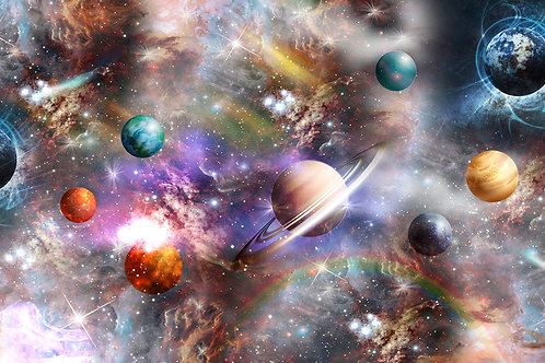 Фотообои - Космос