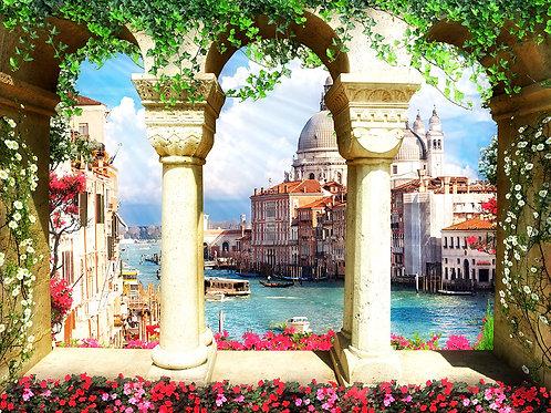 Фотообои или фреска - Гранд Канал