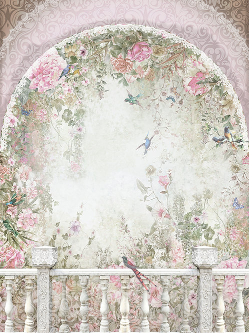 Фреска - Romantic