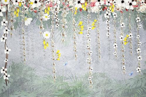 3d фотообои-Висячие сады