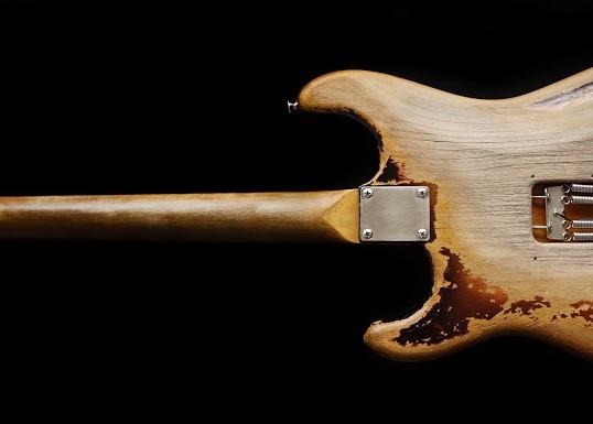 yaniz custom made stratocaster 2013