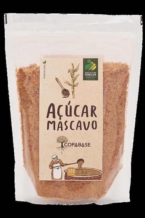 Açúcar Mascavo 500g - COPABASE