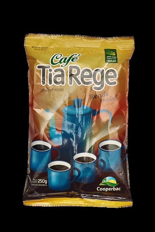 Café Tia Rege 250g - COOPERBAC