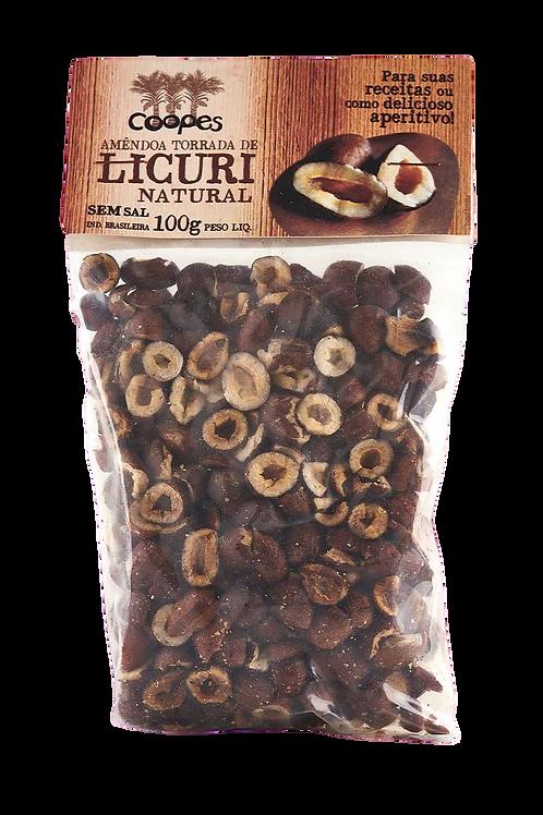 Amêndoa Torrada de Licuri (Natural) 100g - COOPES