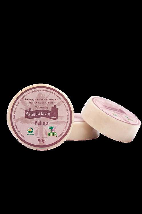 Sabonete de Coco Babaçu com Palmo 90g - AMTR