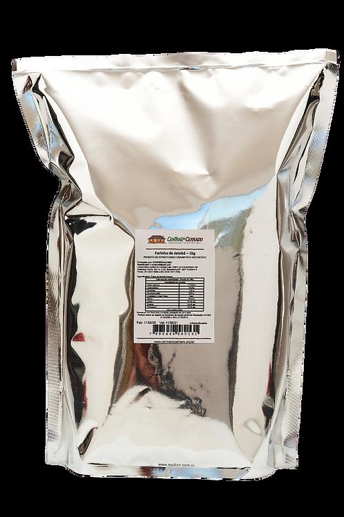 Farinha de Jatobá 1kg - CENTRAL DO CERRADO