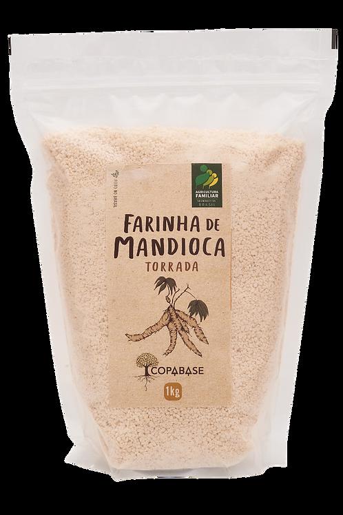 Farinha de Mandioca 1kg - COPABASE