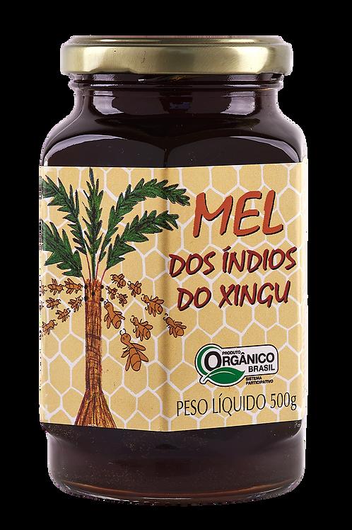 Mel de Abelha 500g - Índios do Xingu