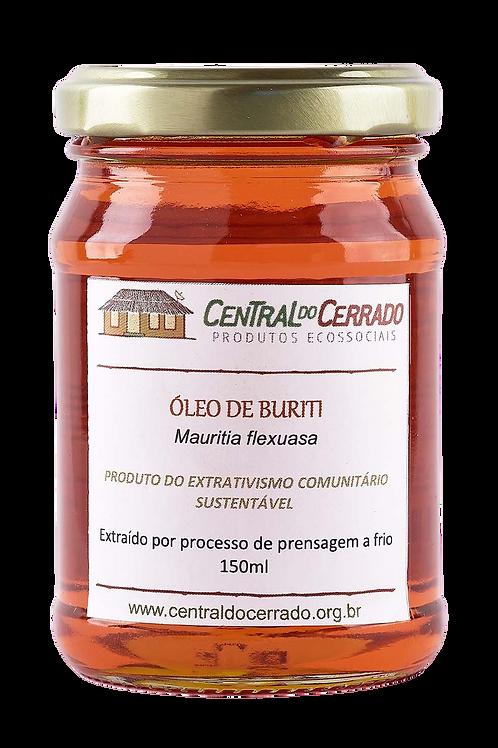 Óleo de Buriti 150ml - CENTRAL DO CERRADO