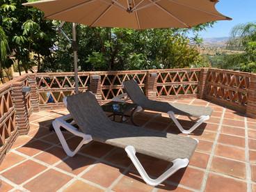 Sunbed Top Terrace