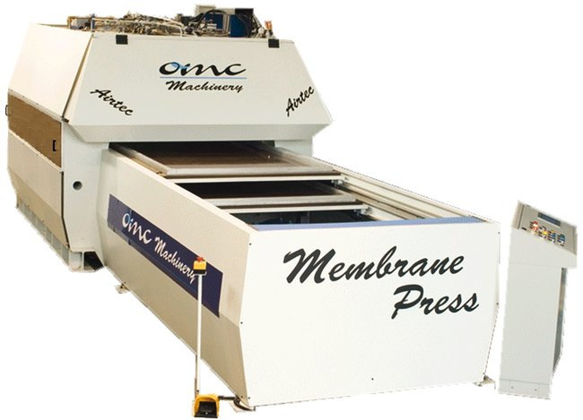 omc airtec ca membrane press