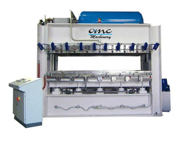 omc membrane press