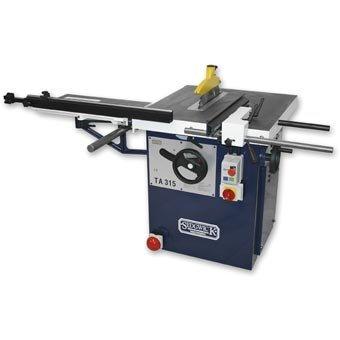 sedgwick sawbench TA 315 Wood Working Machinery