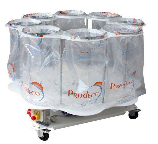 prodeco automatic bagging station
