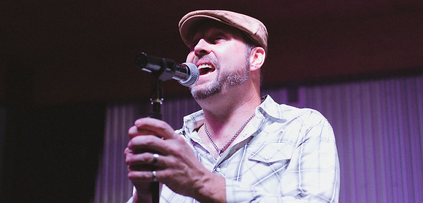 CHRIS CARTER, Lead Singer