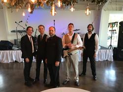 Electric 5 Wedding Gig
