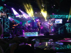 Electric 5 Performing Live